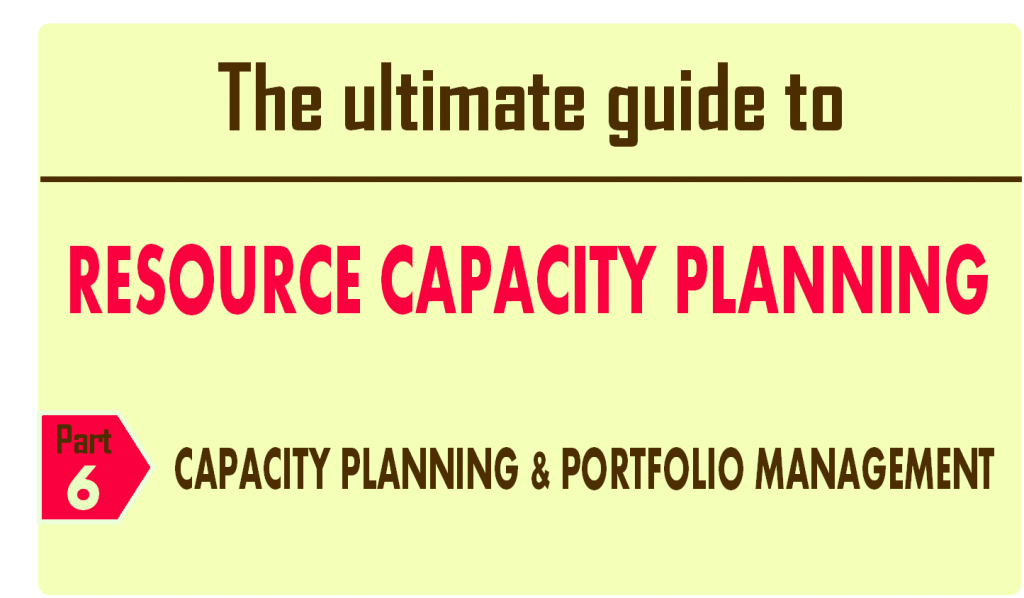 The ultimate guide to resource capacity planning_chapter_6