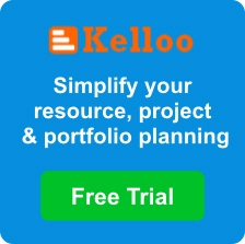 Free trial of Kelloo Resource Planning Software